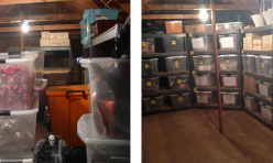 Before & After Attic