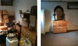 Before & After - Basement