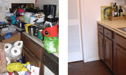 Before & After - Kitchen