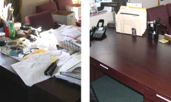 Before & After - Office