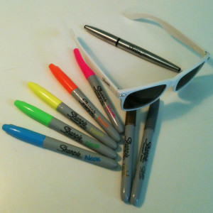 Sharpie products