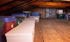Attic Organizing Strategies