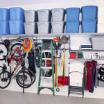Garage Organizing: Moving Up