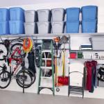 Garage Organizing: Moving Up