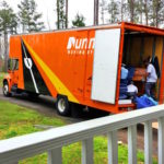 Organizing to Move: Moving Day