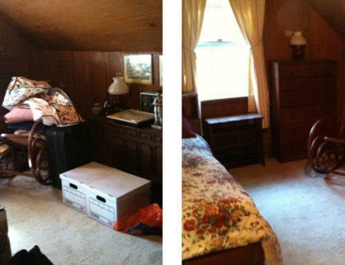 Before & After – Bedroom 03