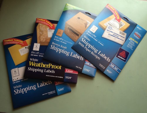 Product Review: Avery Labels
