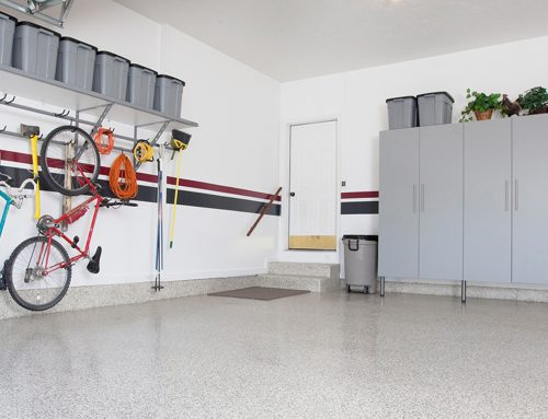 Why Your Garage's Floor May Be Its Greatest Asset