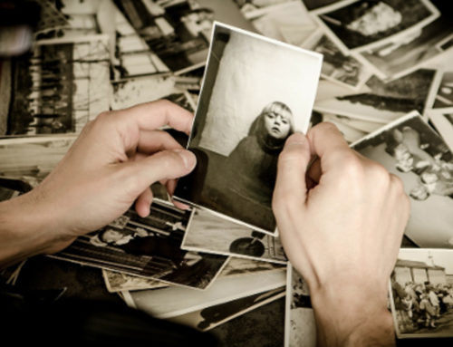 How to Store Old Photos and Preserve Precious Memories