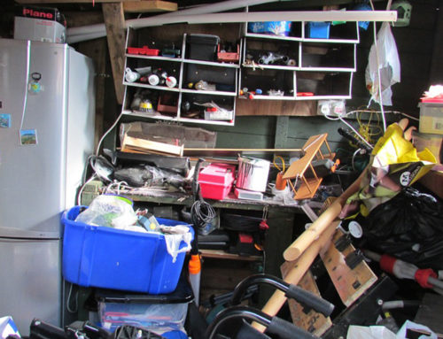 The Surprising Health Consequences of Clutter