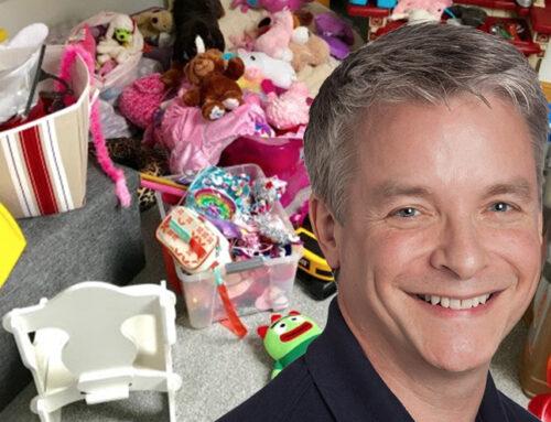 Organizing Your Playroom